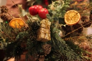 3rd Annual Christmas Wreath-Making Workshop